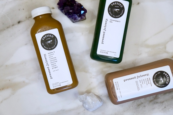 My Pressed Juicery 3-Day Cleanse Experience